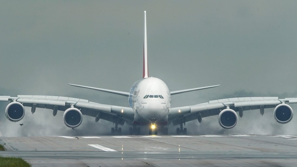 Airbus A380 Powertrain