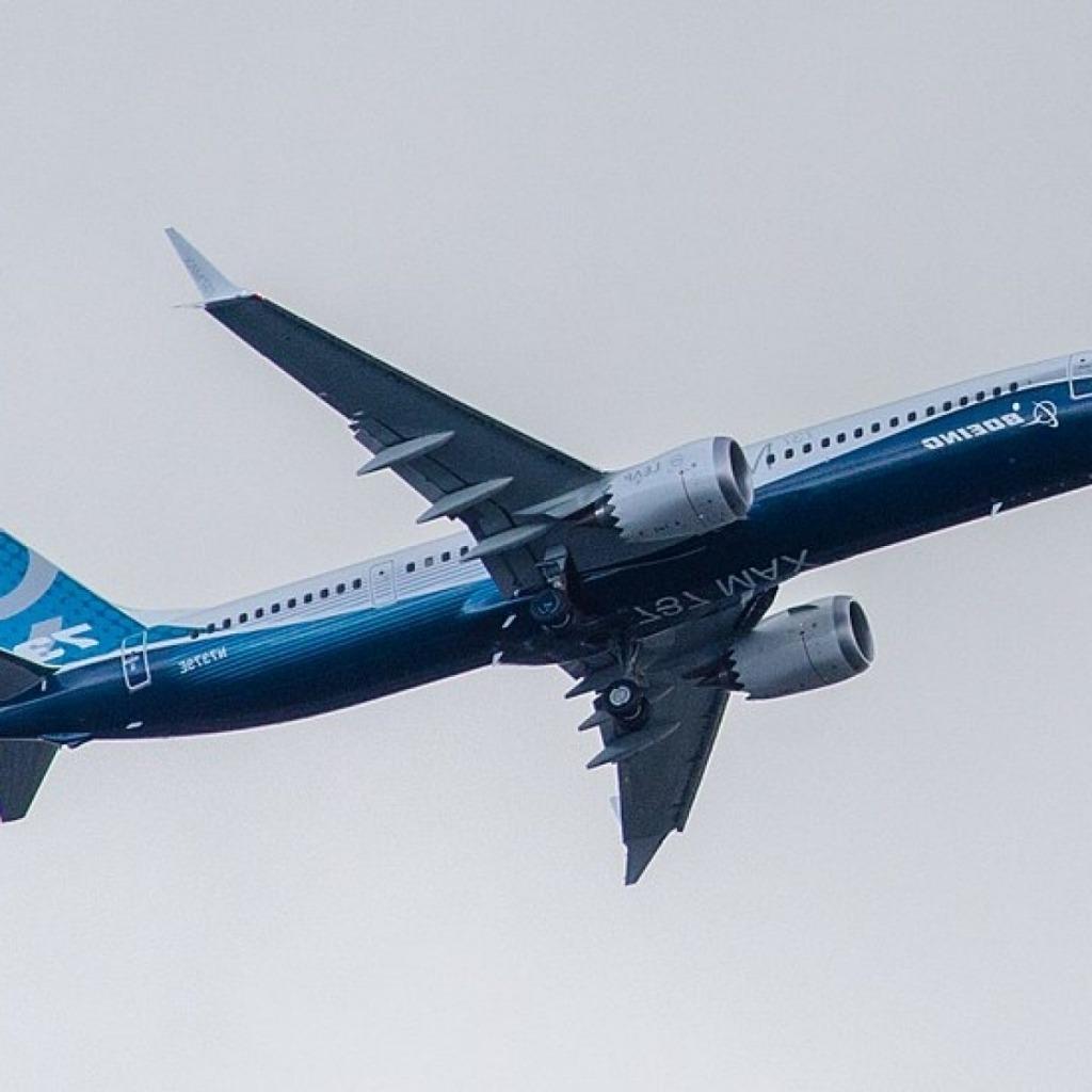 Boeing 737 MAX Powertrain