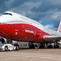 Boeing 7478 Wallpapers