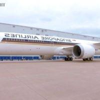 Boeing 78710 Dreamliner Exterior