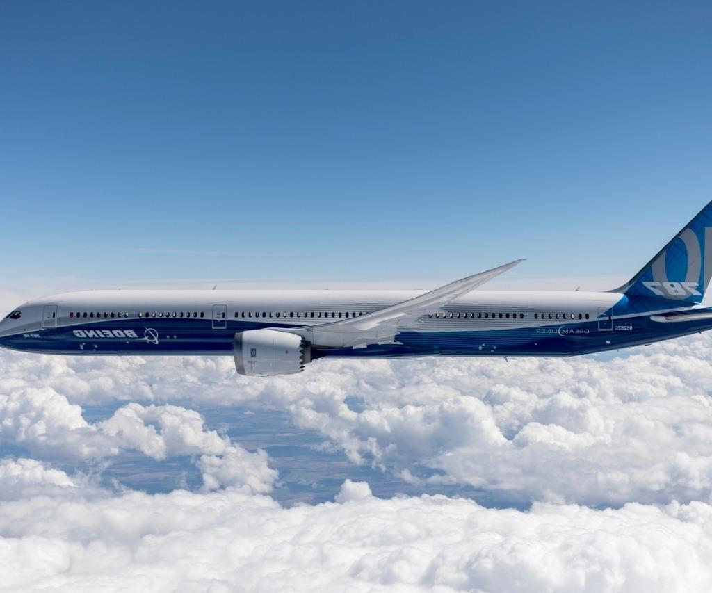 Boeing 78710 Dreamliner Powertrain