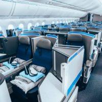 Boeing 78710 Dreamliner Redesign