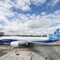 Boeing 7879 Dreamliner Drivetrain