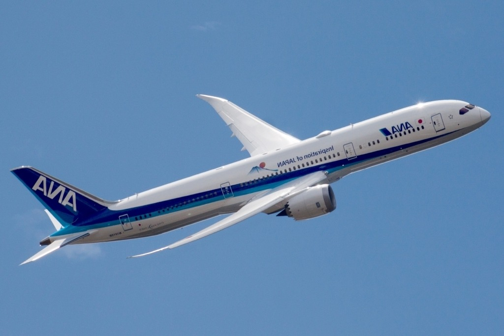 Boeing 7879 Dreamliner Engine
