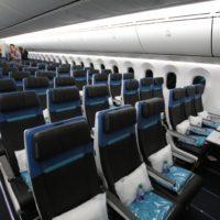 Boeing 7879 Dreamliner Spy Photos
