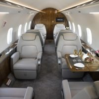 Bombardier Challenger 350 Powertrain