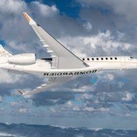 Bombardier Global 7500 Drivetrain