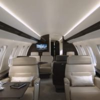 Bombardier Global 7500 Spy Photos