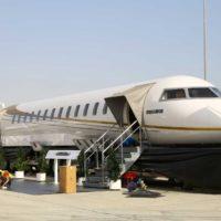 Bombardier Global 7500 Spy Shots