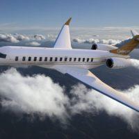 Bombardier Global 8000 Drivetrain