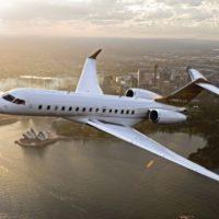 Bombardier Global 8000 Interior