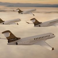 Bombardier Global 8000 Pictures