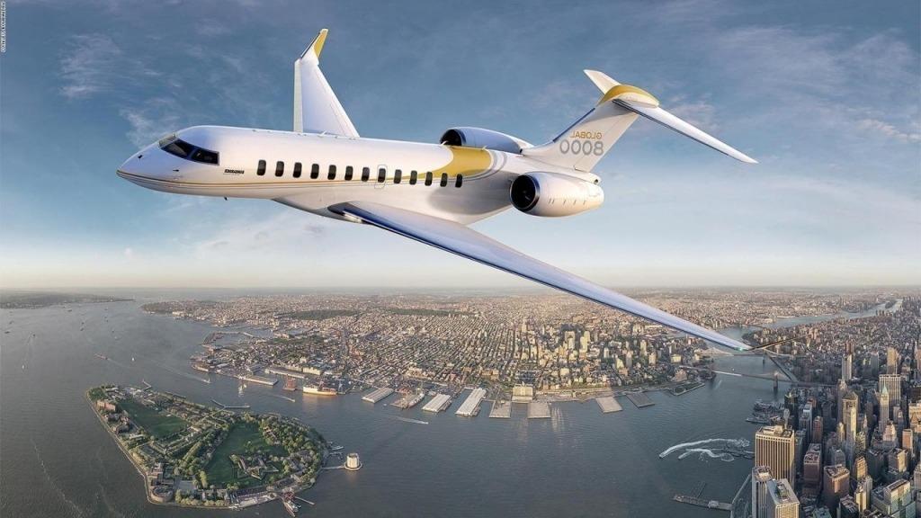 Bombardier Global 8000 Price