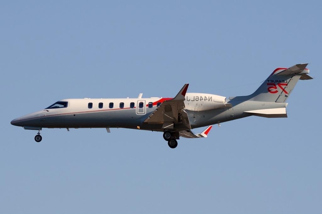 Bombardier Learjet 75 Drivetrain
