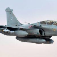 Dassault Rafale Fighter Jet Powertrain