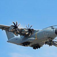 Airbus A400M Atlas Spy Photos