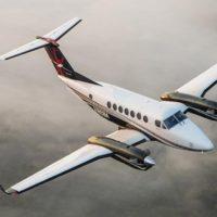 Beechcraft King Air 350 Images