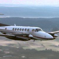 Beechcraft King Air 350 Powertrain