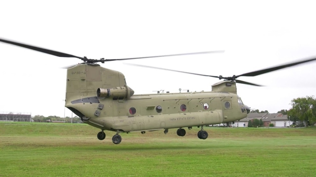 Boeing CH–47 Chinook Concept