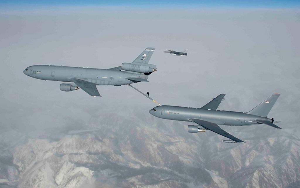 Boeing KC46 Pegasus Concept