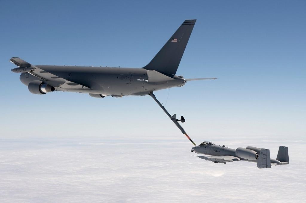 Boeing KC46 Pegasus Images