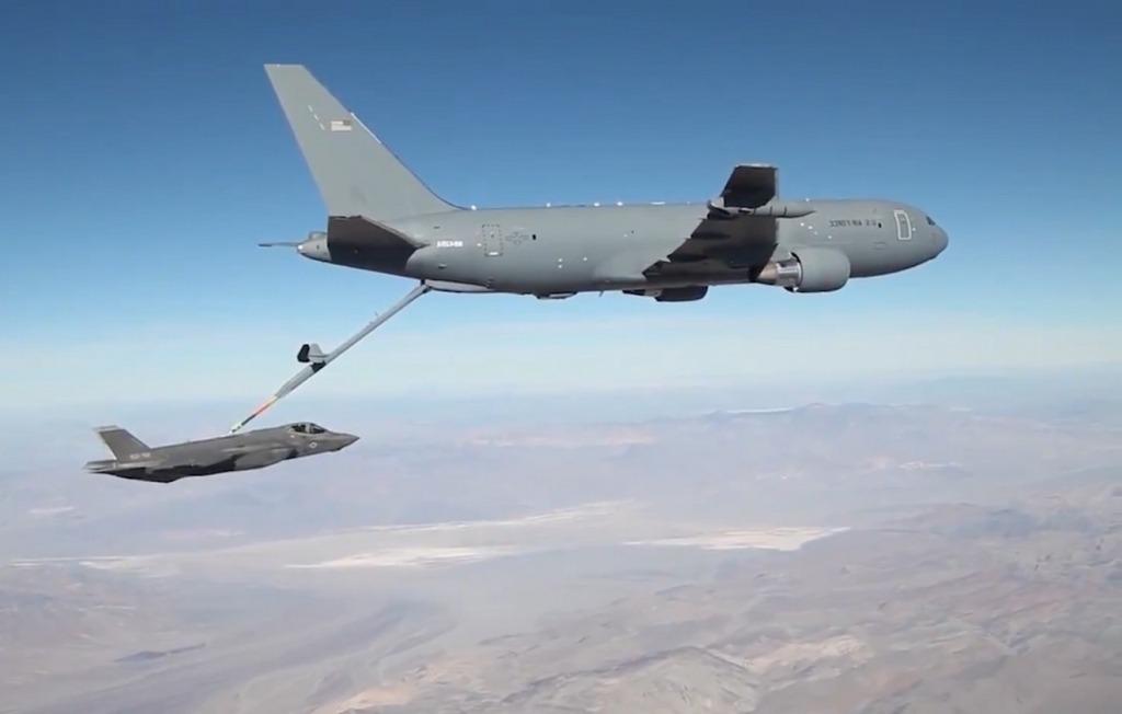 Boeing KC46 Pegasus Spy Shots