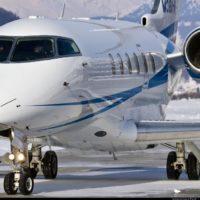 Bombardier Challenger 300 Powertrain