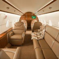 Bombardier Challenger 300 Spy Photos