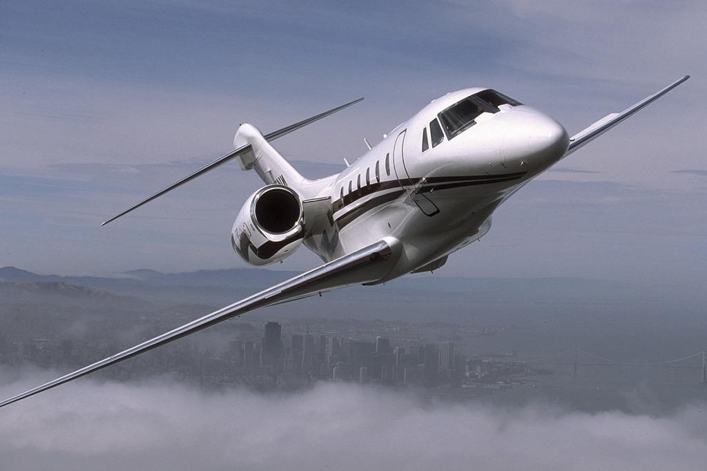 Cessna Citation X Engine