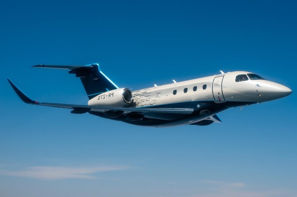 Embraer Praetor 500 Exterior