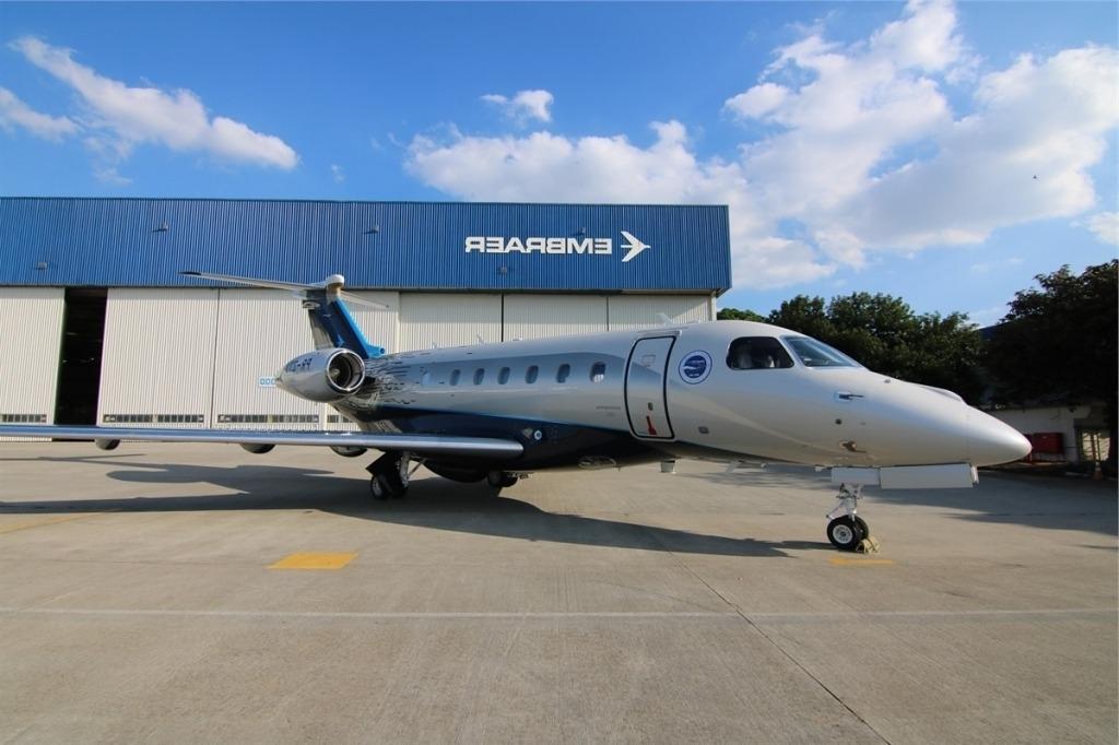 Embraer Praetor 500 Pictures