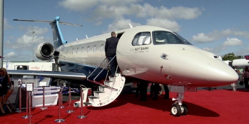 Embraer Praetor 500 Price