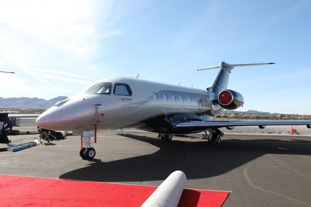 Embraer Praetor 500 Specs