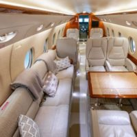 Gulfstream G200 Spy Photos