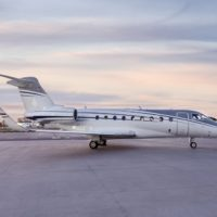 Gulfstream G280 Spy Shots