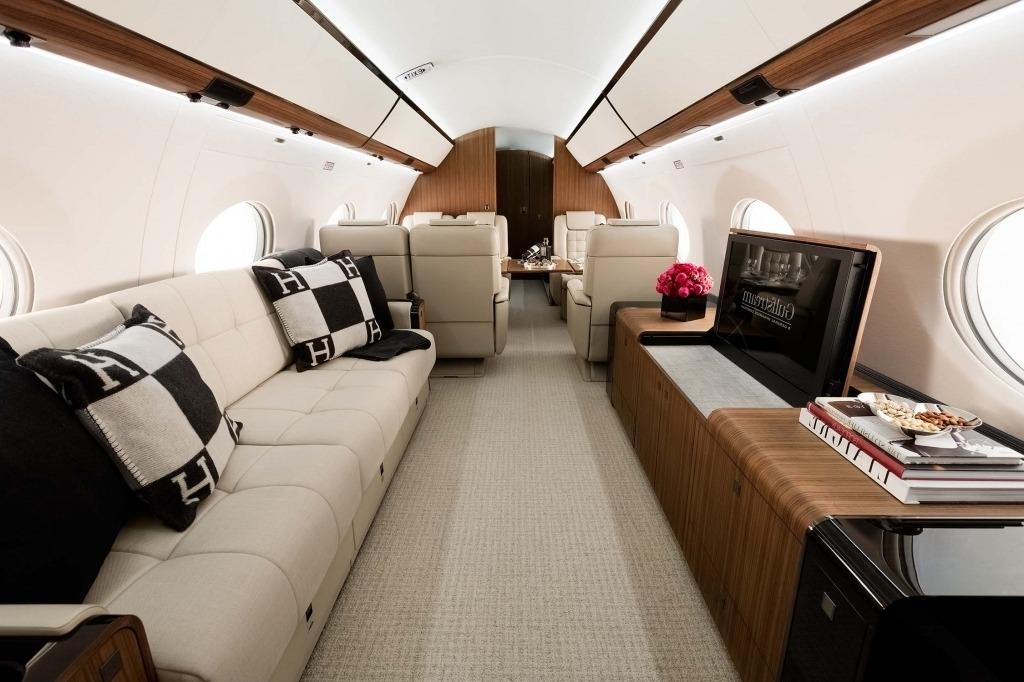 Gulfstream G650ER Concept