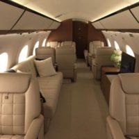 Gulfstream G650ER Redesign