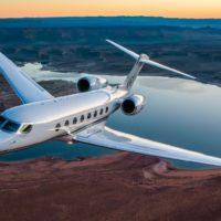 Gulfstream G650ER Spy Shots