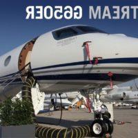 Gulfstream G650ER Wallpaper