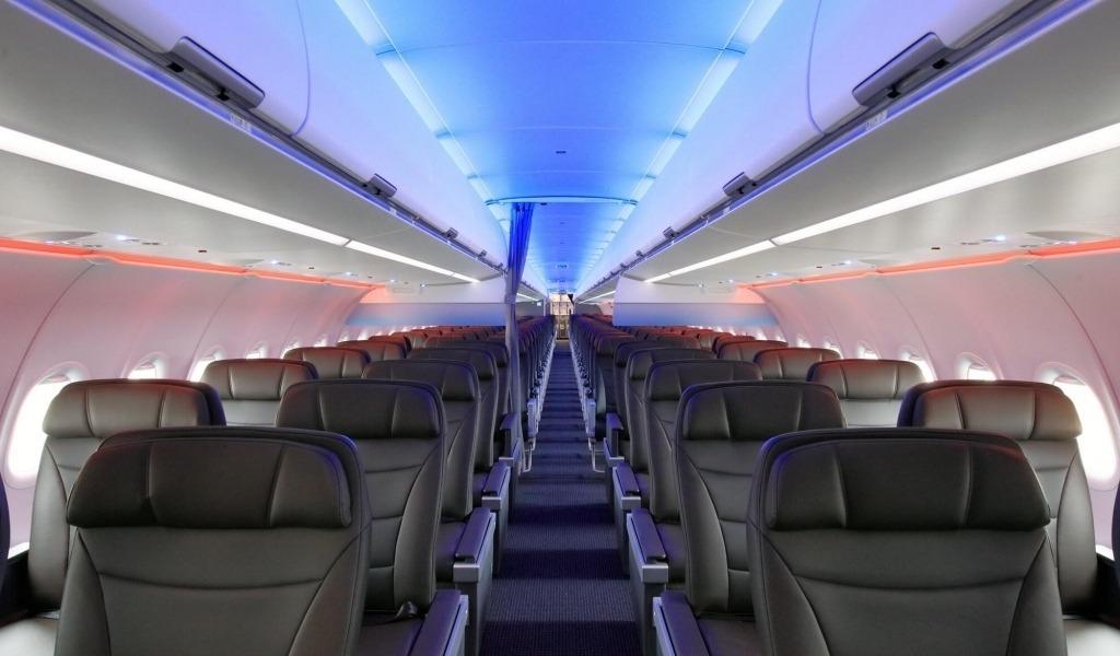 A321Neo Aircraft Interior