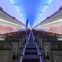 Airbus A321 Interior