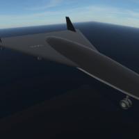 Aurora Aircraft (SR91) Exterior