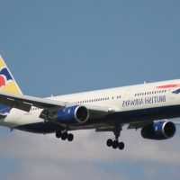 Boeing 767 Powertrain