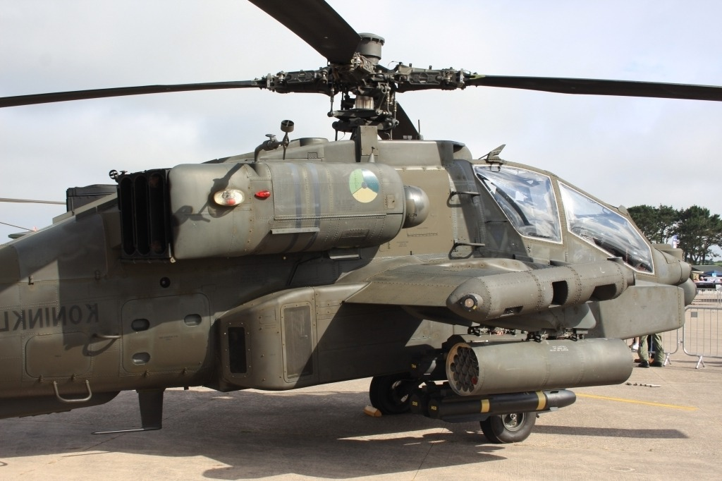 Boeing AH64 Apache Longbow Engine