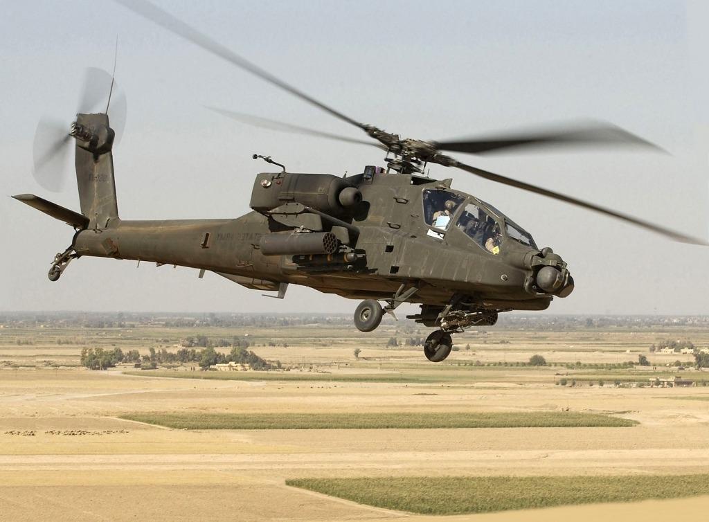 Boeing AH64 Apache Longbow Spy Shots