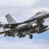 F16 Fighting Falcon Redesign