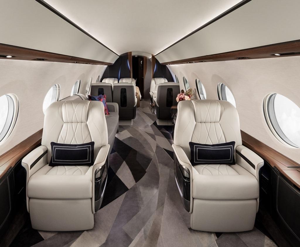 Gulfstream G700 Powertrain