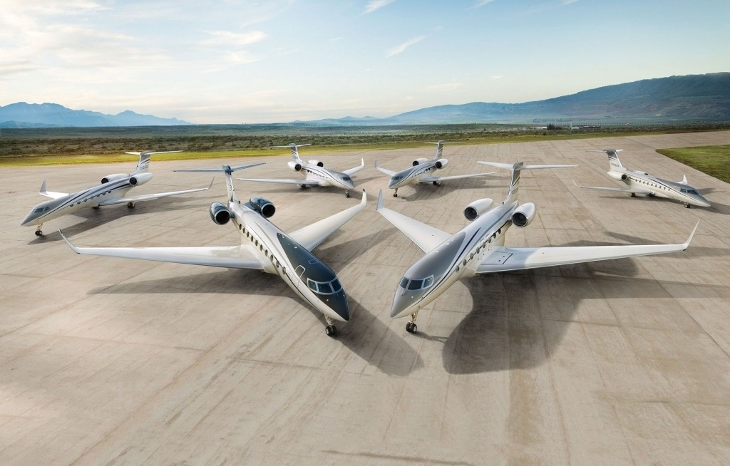 Gulfstream G700 Spy Photos