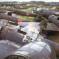 Japanese WW2 Planes/Aircraft Spy Photos