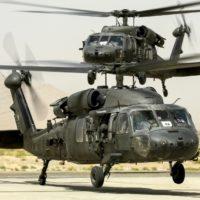 Sikorsky UH60 Black Hawk Engine